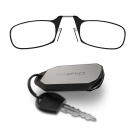 Keychain Low Power Glasses Black +1.50 (+1.25 - +1.75)