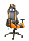 Gaming Chair e-Sport DS-042 Black/Orange