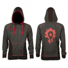 World Of Warcraft Horde Classic Premium Zip-Up Hoodie - velicina S