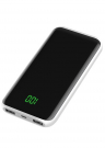 Xipin Power Bank T23 white, 10000mAh