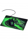 Abyssus Lite & Razer Goliathus Mobile Construct Mouse and Mouse Mat Bundle