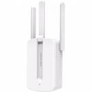 Mercusys MW300RE 2 x antenna with MIMO, 300Mbps Wi-Fi Range Extender