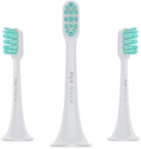Xiaomi Mi Electric Toothbrush Head, 3-pack,regular, Light Grey