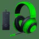 Kraken Gaming Headset Tournament Edition USB Green