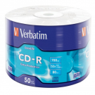 CD-R Verbatim Data Life 1/50 celofan