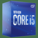 Procesor - 1200 INTEL Core i5 10400 6 cores 2.9GHz (4.3GHz) BOX