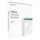 Licenca Microsoft Office Home and Business 2019 English CEE Only Medialess