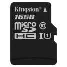 Micro SD Card 16GB Kingston Class 10 SDCS2/16GB