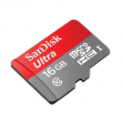 Micro SD Card 16GB SanDisk Ultra Android UHS-I class10 80mb/s