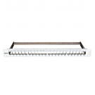 Patch panel Schrack 19'/1U za 24 modula prazan HSER0240GS