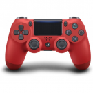 PS4 Gamepad Sony Dualshock4 Controler Magma Red