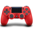 PS4 Gamepad Sony Dualshock4 Wireless Controler Magma Red